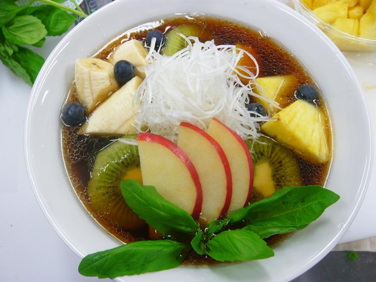 リンゴスープ 「ラーメン用」