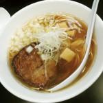 栃木県宇都宮市:煮干し中華そばのじじ